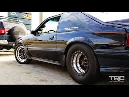 Black Fox Body Mustang Fox Body Mustang Dragtimes Com Drag Racing Fast Cars Muscle
