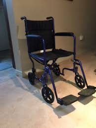 Airgo Comfort Plus Transport Chair Transport Wheelchair Kijiji In Ontario Buy Sell U0026 Save With