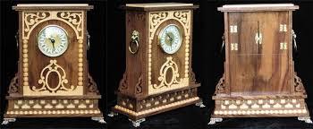 free scroll saw fretwork patterns clocks shelves cabinets