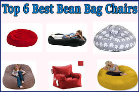 top 6 best bean bag chairs review for both adults and kids