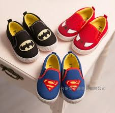 kid shoes batman superman boys shoes kids sports shoes
