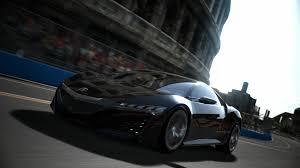 honda supercar concept gt6 screenshot gallery acura nsx u002713 concept