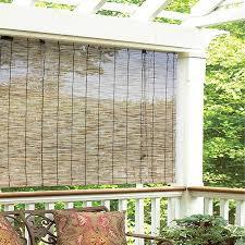 Bamboo Roman Shades Walmart - radiance reed woven wood bamboo rollup window blind natural
