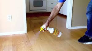 Hardwood Floor Sealer Sealing Laminate Flooring Water