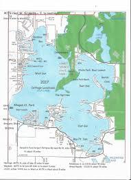 Southwest Michigan Map by Gun Lake Cottage Rentals Home