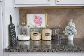 cupcake canisters for kitchen 4 tips for kitchen organizing using canisters