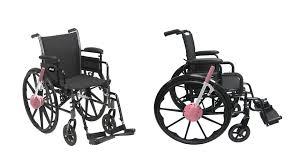 Drive Wheel Chair Hand Drive Wheelchair Attachment Non Geared By