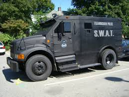 framingham police get new swat truck news metrowest daily news