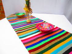 Mexican Table Runner Home U0026 Living Bedding Sheets U0026 Pillowcases Table Runner Housewares