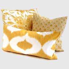Yellow Throws For Sofas by Yellow Patterned Pillows Pillow Love Pinterest Pillows