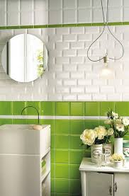 bathroom white and green tiles bathroom ceiling tiles bathroom
