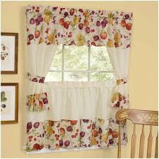 Tie Up Valance Kitchen Curtains Kitchen Yellow Kitchen Curtains Uk Kitchen Window Curtain With