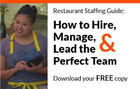 how to write a restaurant manager resume free 2017 template