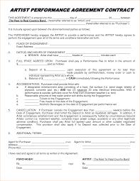 preferred vendor agreement template 8 artist contract template timeline template artist gig contract template forex selling agreement form art loan