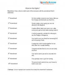 bill of rights for kids lovetoknow