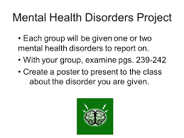 theme question definition question of the day write down your definition of a mental disorder