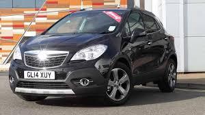 opel mokka 2014 2014 14 plate vauxhall mokka 1 4 16v turbo se 5dr auto in black
