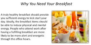 healthy diet breakfast recipes