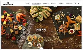 restaurant web designers project overview