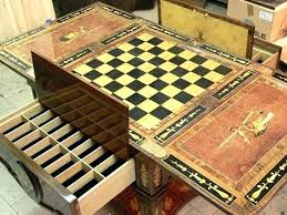chess board coffee table chess tables chess tables and chairs custom made set board table for
