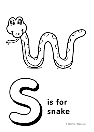 letter s coloring pages preschool download coloring pages letter s
