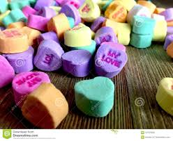 s day candy hearts colorful s day candy hearts editorial image image of