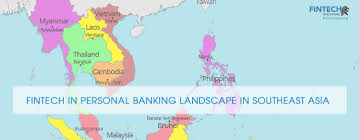 Singapore Map Asia by Fintech In Personal Banking Landscape In Southeast Asia Fintech