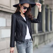 aliexpress com buy arrival women ladies coat female leather