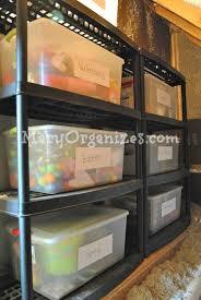 storing seasonal decorations seasonal decor decor and shelves