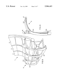 patent us5984415 passenger service unit especially for a