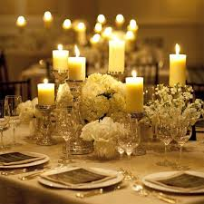 Floating Candle Centerpiece Ideas Candle Centerpieces To Die For B Lovely Events
