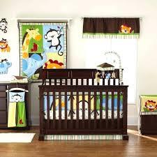 best designing room babys nursery crib bedding animal car baby