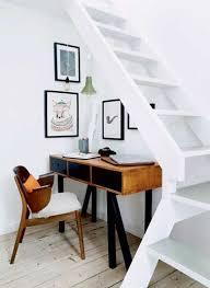 am agement bureau petit espace amnager un petit espace sous escalier sympa concernant aménagement