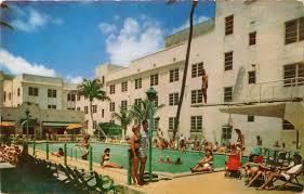 hilton bentley miami president madison hotel postcard roundup