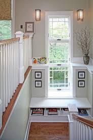 Lantern Pendant Lights Landing Redirects Staircase Staircase Craftsman With Landing