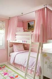 Bunk Bed Bedroom Ideas Beautiful Way To Personalize Bunk Beds In A Girls Room She Wants