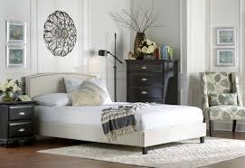 Queen Bed Frame Platform Three Posts Queen Upholstered Platform Bed U0026 Reviews Wayfair