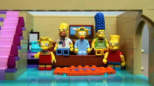 the simpsons house lego review set youtube idolza