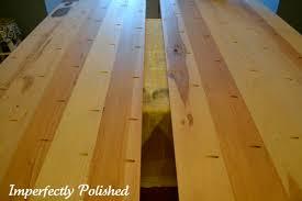 Kreg Jig Table Top Round Wood Table Tutorial