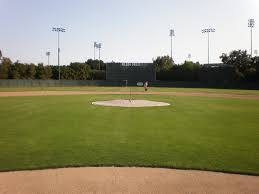 Home Plate Baseball by File Sunken Diamond Looking Forward From Home Plate Jpg