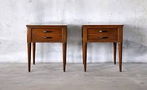 nightstand beautiful mid century modern nightstand images home