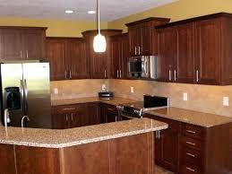river white granite with dark cabinets cherry kitchen cabinets with granite countertops river white nurani