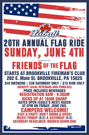 Pa Flag Friends Of The Flag U0027 Announces Annual Flag Ride Slated For June 4