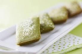 cuisine au thé recette de financier thé vert matcha facile et rapide