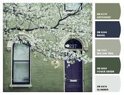 paint colors from chip it by sherwin williams green colors