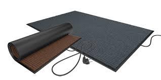 tapis chauffant bureau tapis chauffants
