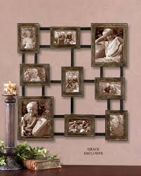 Uttermost Metal Wall Decor Uttermost Lucho Hanging Photo Collage 13541