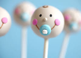 making cake pops for baby shower baby shower diy