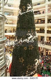 Christmas Decorations Shopping Malls Kuala Lumpur by Suria Klcc Shopping Mall At Christmas Kuala Lumpur Malaysia