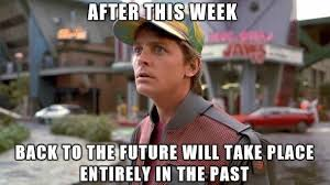 Back To The Future Meme - back to the future day 2015 memes best photos images